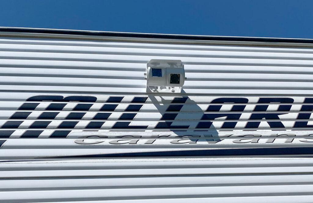 Camera Retrofit Caravan