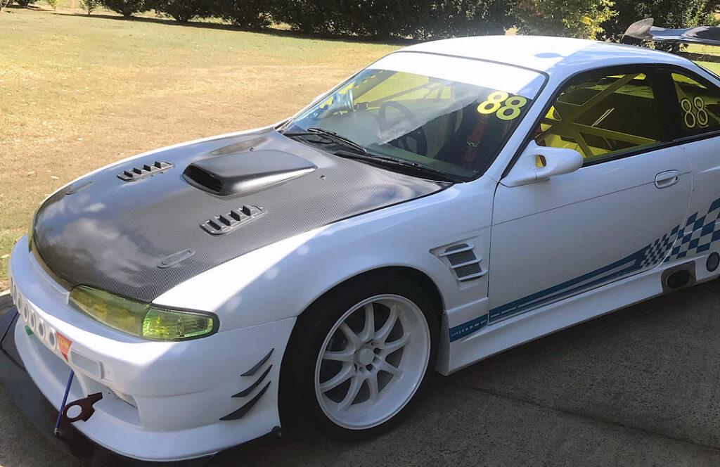 Racing Car Tinting