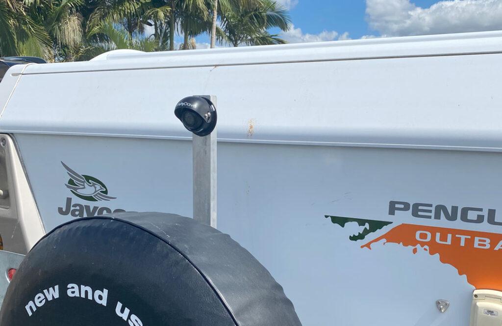 Rear Camera Bracket Installation