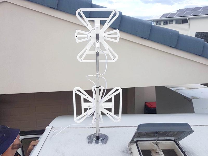 Winegard Antenna Installation